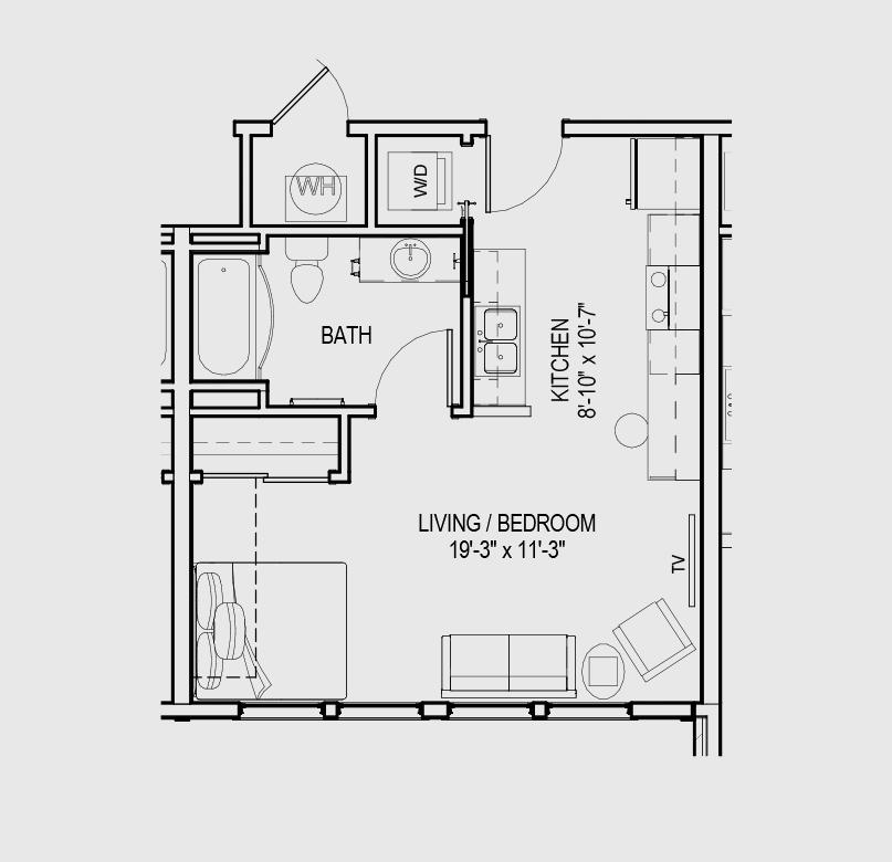 Cedarview Management Apartments: Bloomington Gateway